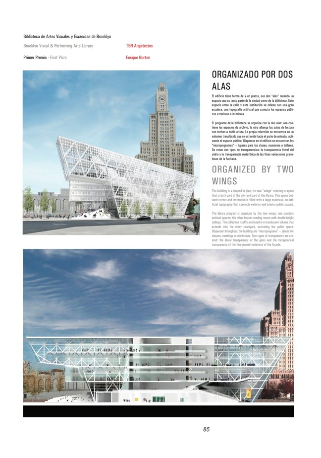 FUTURE ARQUITECTURAS #10 CONCURSOS COMPETITIONS - Preview 20