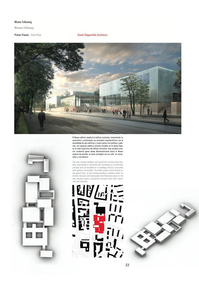 FUTURE ARQUITECTURAS #11  CONCURSOS COMPETITIONS - Preview 11