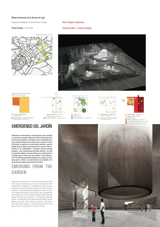FUTURE ARQUITECTURAS #11  CONCURSOS COMPETITIONS - Preview 13