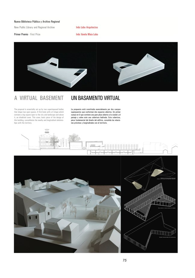 FUTURE ARQUITECTURAS #11  CONCURSOS COMPETITIONS - Preview 20