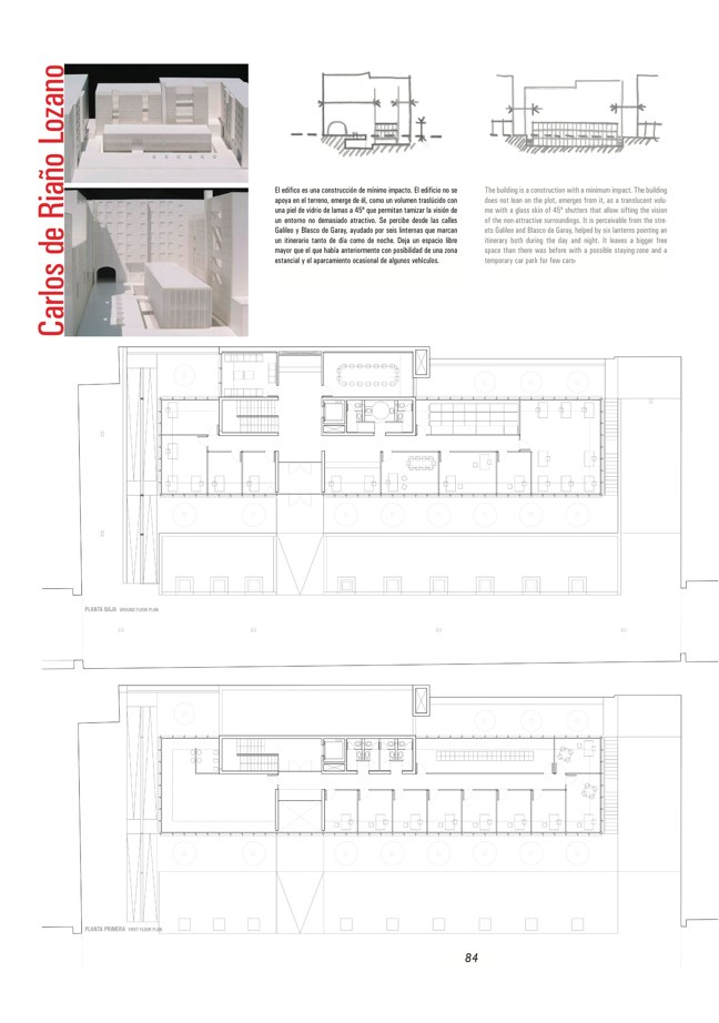 FUTURE ARQUITECTURAS #11  CONCURSOS COMPETITIONS - Preview 22