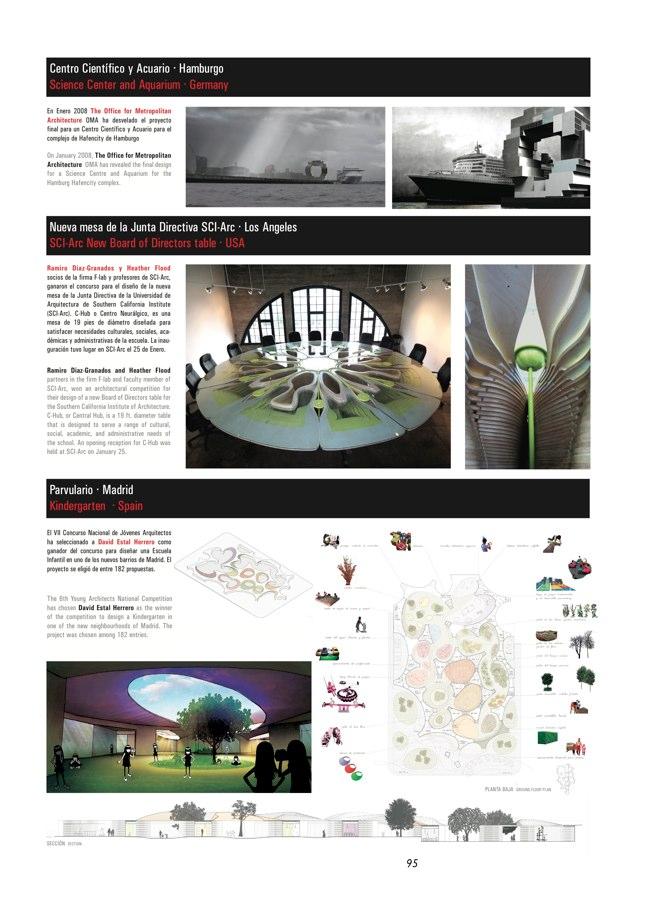 FUTURE ARQUITECTURAS #11  CONCURSOS COMPETITIONS - Preview 25