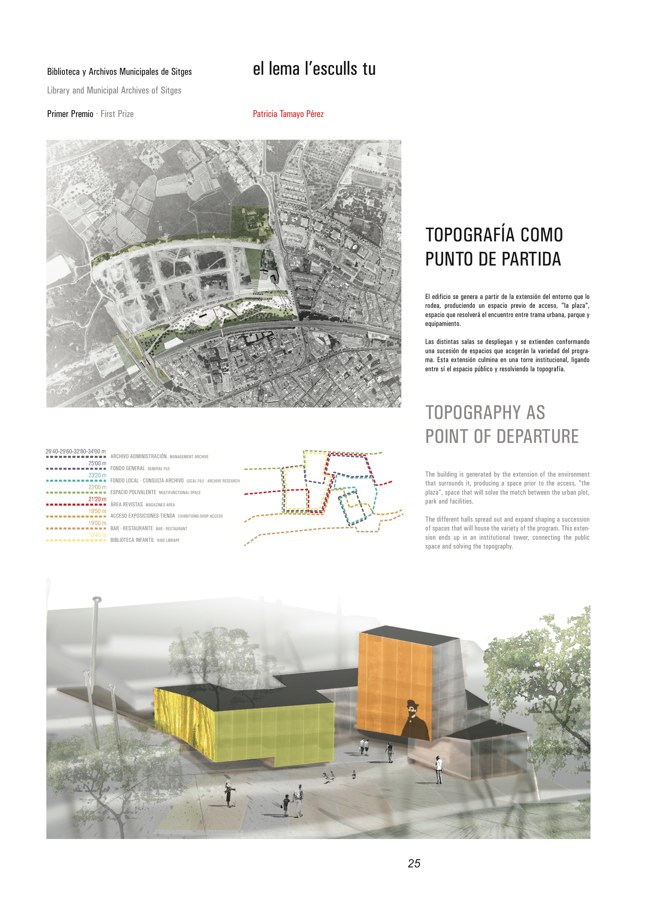 FUTURE ARQUITECTURAS #11  CONCURSOS COMPETITIONS - Preview 8