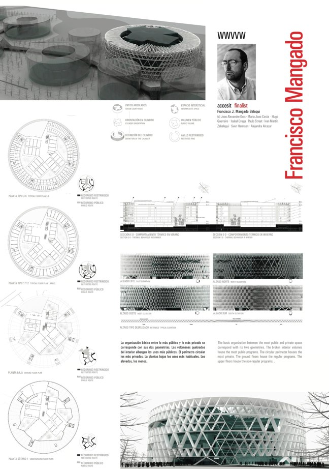 FUTURE ARQUITECTURAS #12/13  CONCURSOS COMPETITIONS - Preview 11