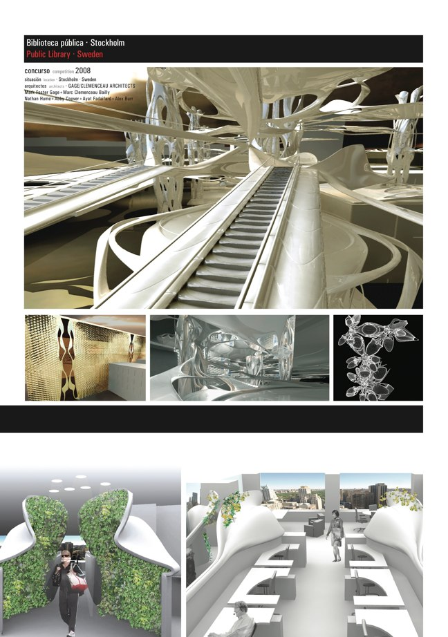 FUTURE ARQUITECTURAS #12/13  CONCURSOS COMPETITIONS - Preview 4