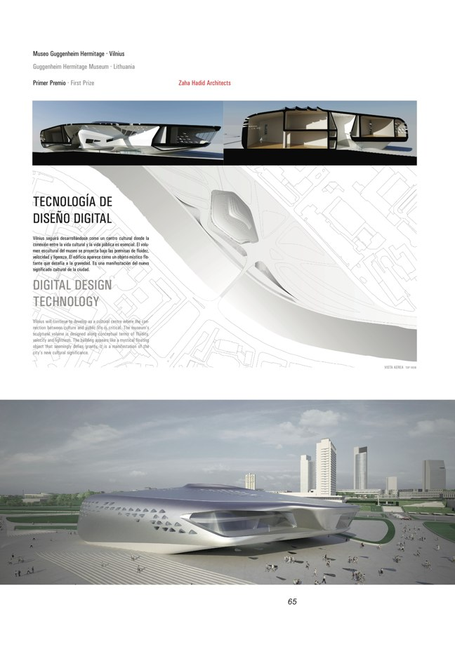 FUTURE ARQUITECTURAS #16/17 CONCURSOS COMPETITIONS - Preview 12