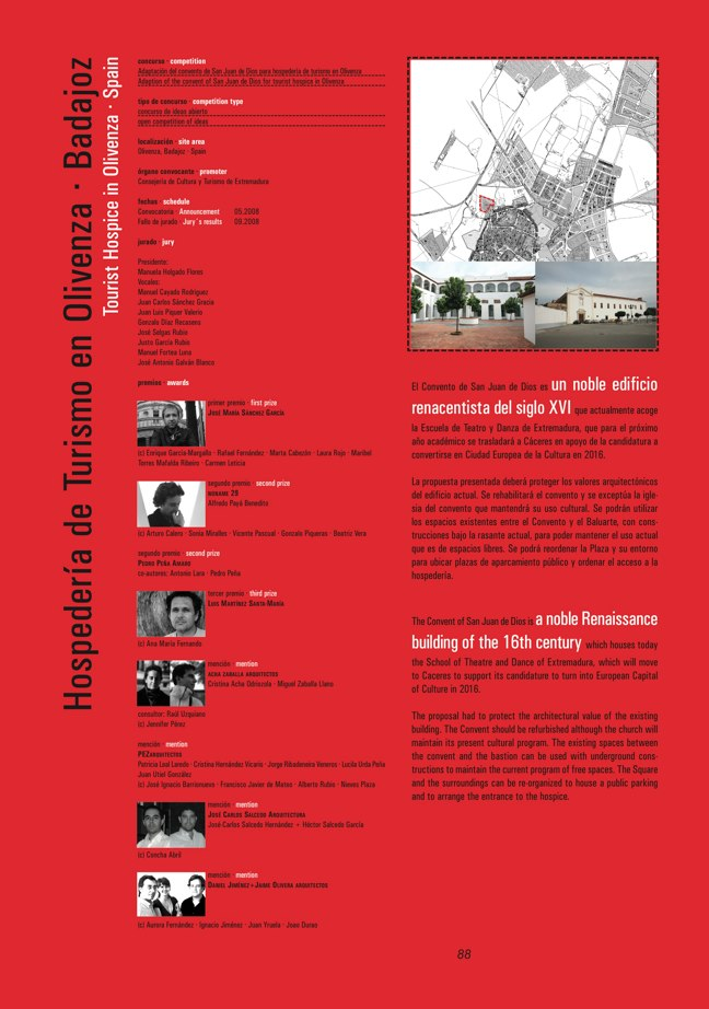 FUTURE ARQUITECTURAS #19/20 CONCURSOS COMPETITIONS - Preview 10