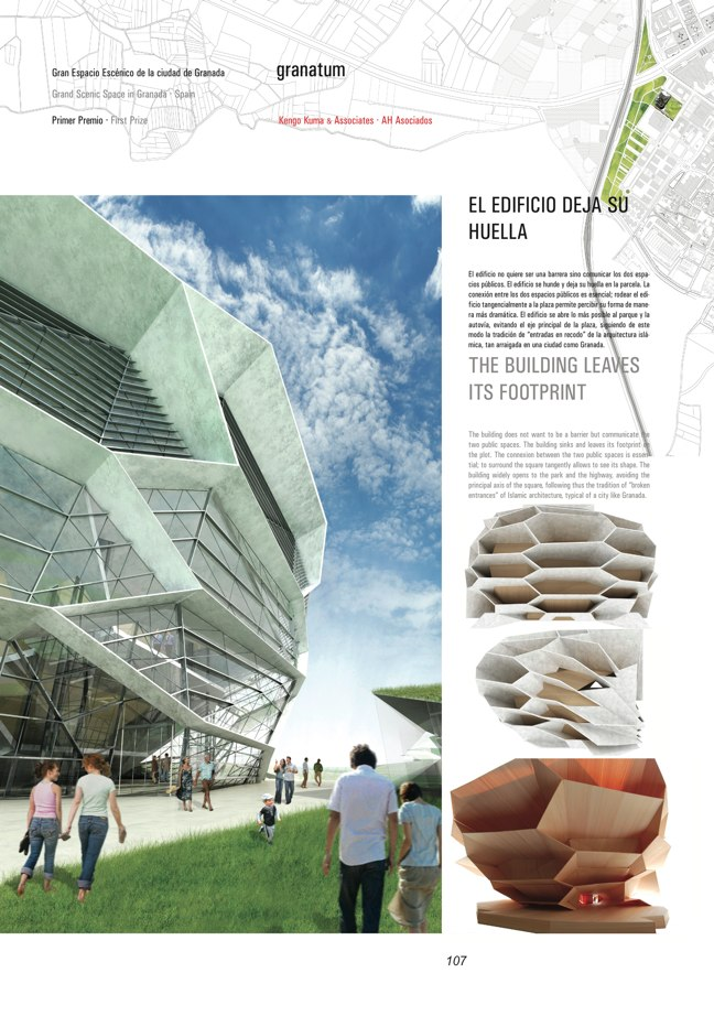 FUTURE ARQUITECTURAS #19/20 CONCURSOS COMPETITIONS - Preview 13