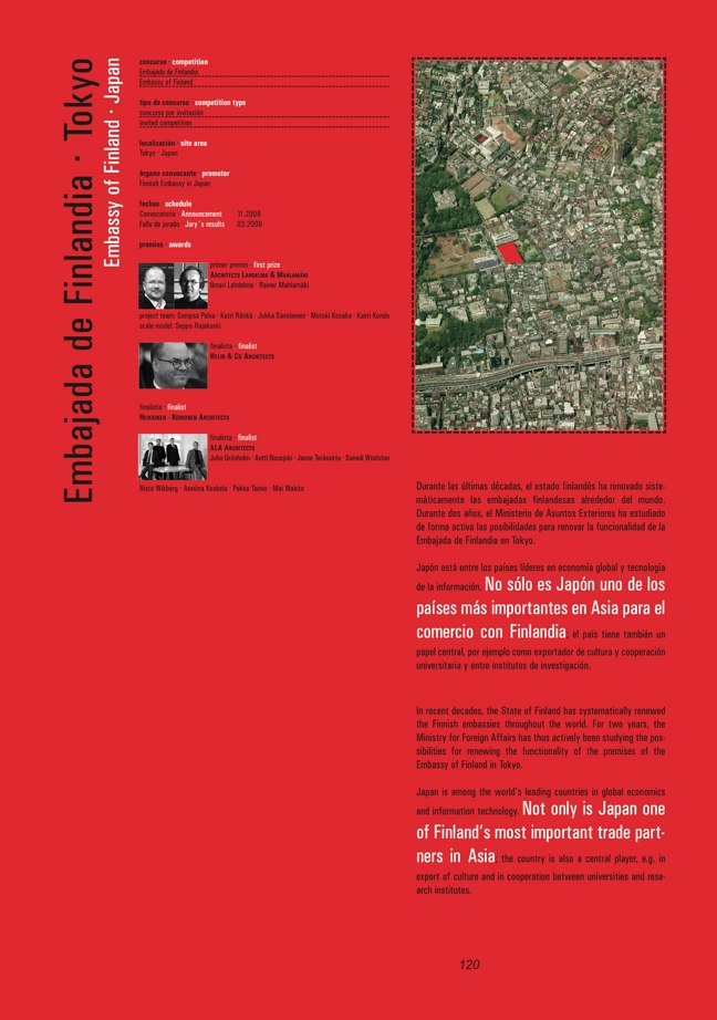 FUTURE ARQUITECTURAS #19/20 CONCURSOS COMPETITIONS - Preview 14