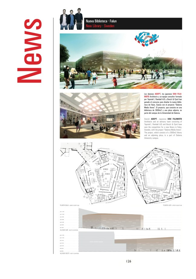 FUTURE ARQUITECTURAS #28/29 CONCURSOS COMPETITIONS - Preview 24