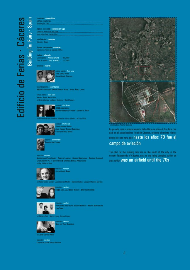 FUTURE ARQUITECTURAS #28/29 CONCURSOS COMPETITIONS - Preview 26