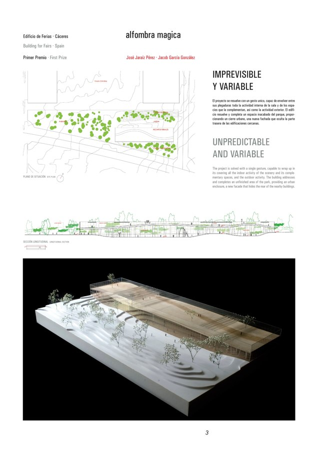 FUTURE ARQUITECTURAS #28/29 CONCURSOS COMPETITIONS - Preview 27