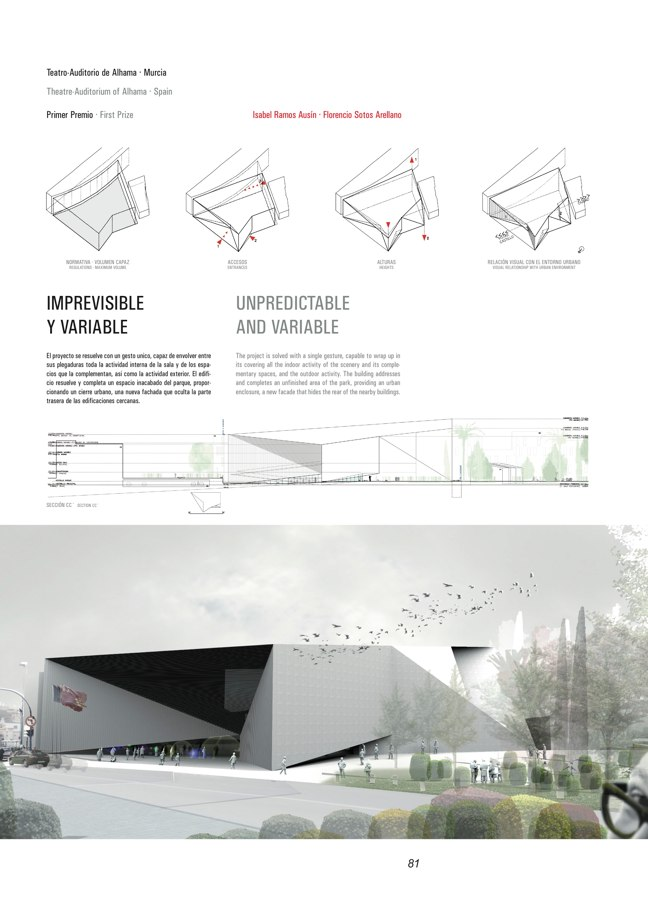 FUTURE ARQUITECTURAS #28/29 CONCURSOS COMPETITIONS - Preview 41