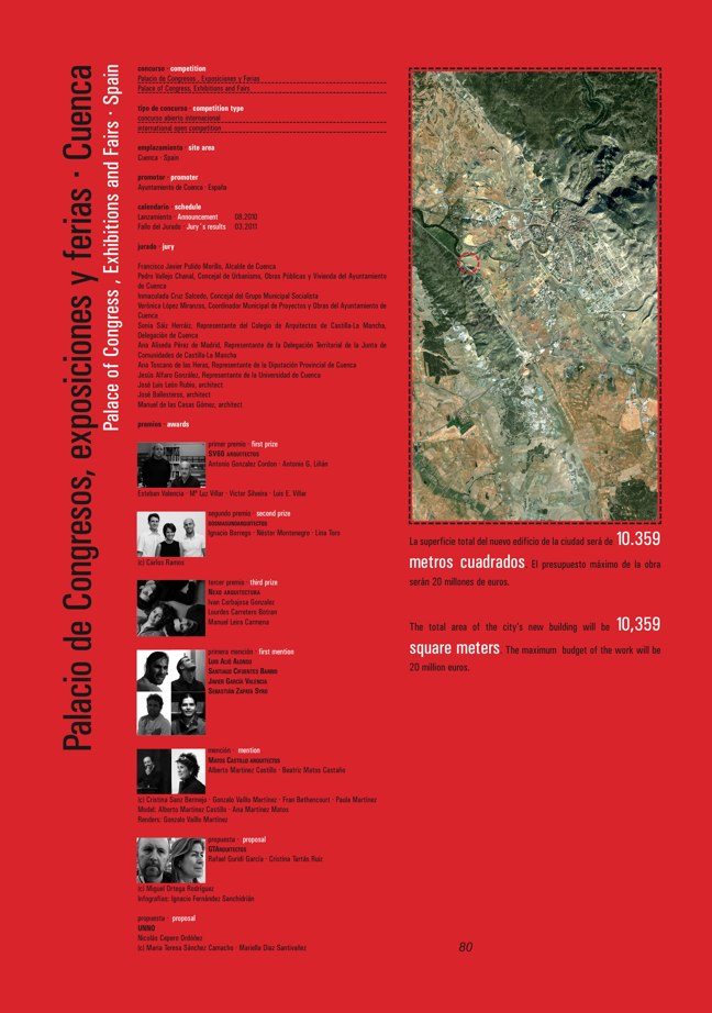 FUTURE ARQUITECTURAS #30/31 CONCURSOS COMPETITIONS I MUSEOS MUSEUMS - Preview 13