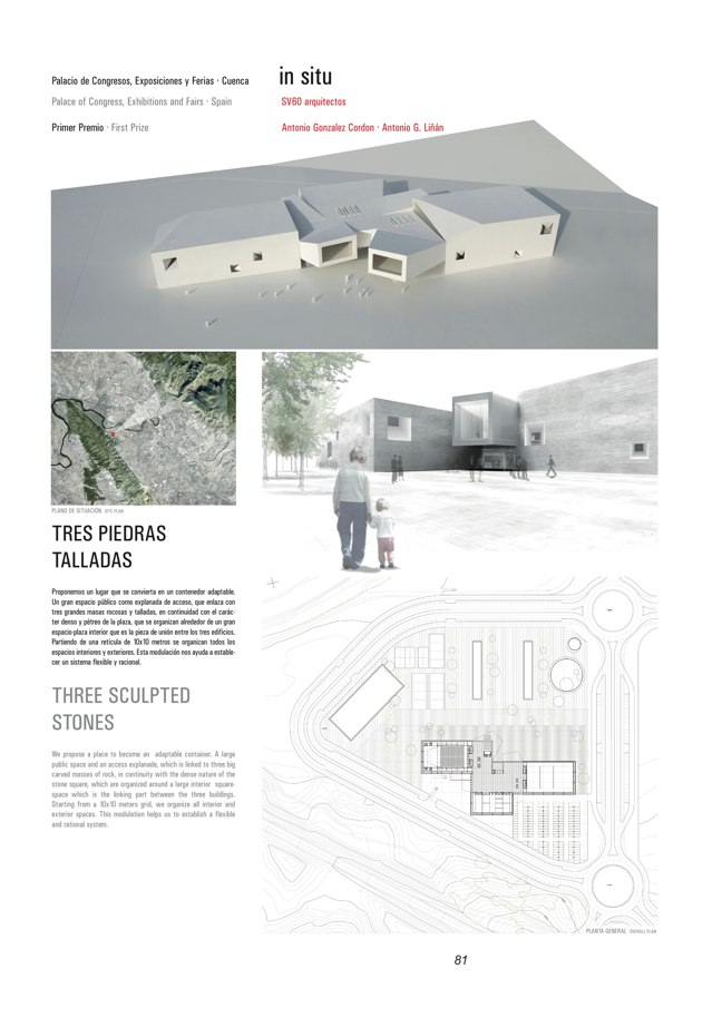 FUTURE ARQUITECTURAS #30/31 CONCURSOS COMPETITIONS I MUSEOS MUSEUMS - Preview 14
