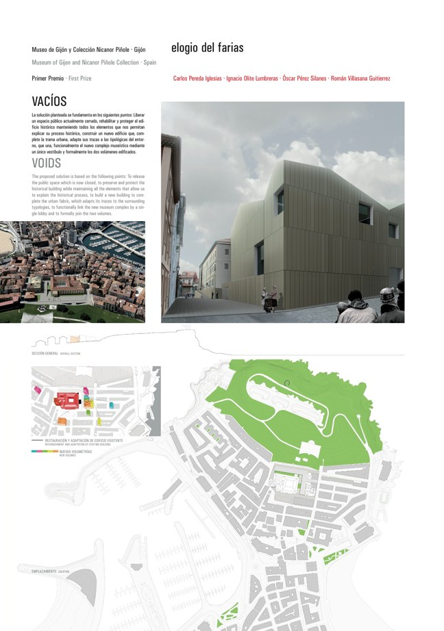 FUTURE ARQUITECTURAS #30/31 CONCURSOS COMPETITIONS I MUSEOS MUSEUMS - Preview 17