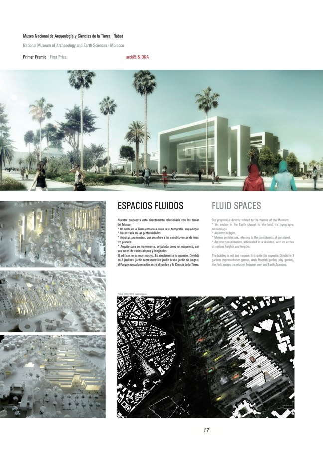 FUTURE ARQUITECTURAS #30/31 CONCURSOS COMPETITIONS I MUSEOS MUSEUMS - Preview 19