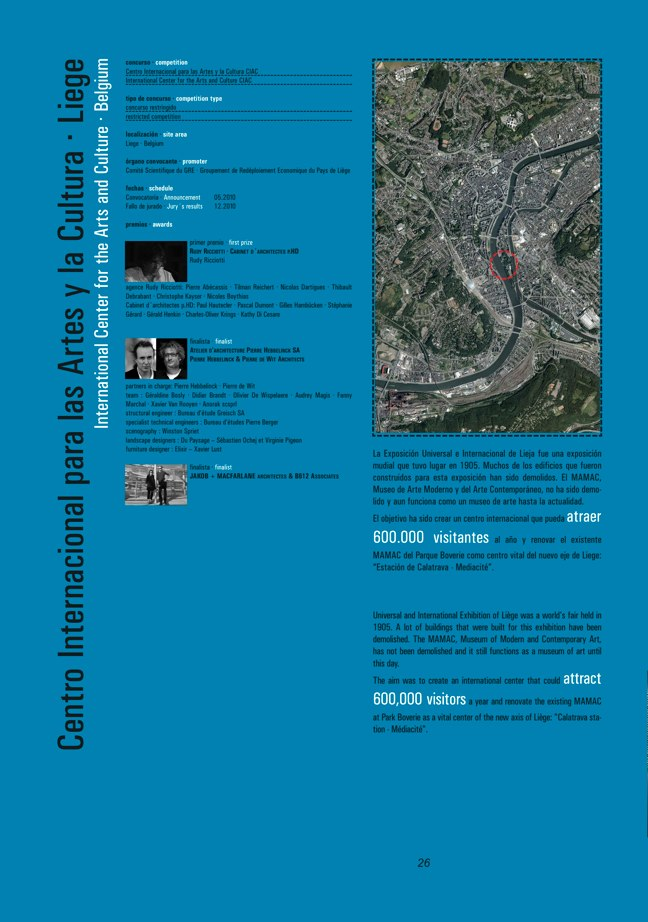 FUTURE ARQUITECTURAS #30/31 CONCURSOS COMPETITIONS I MUSEOS MUSEUMS - Preview 20