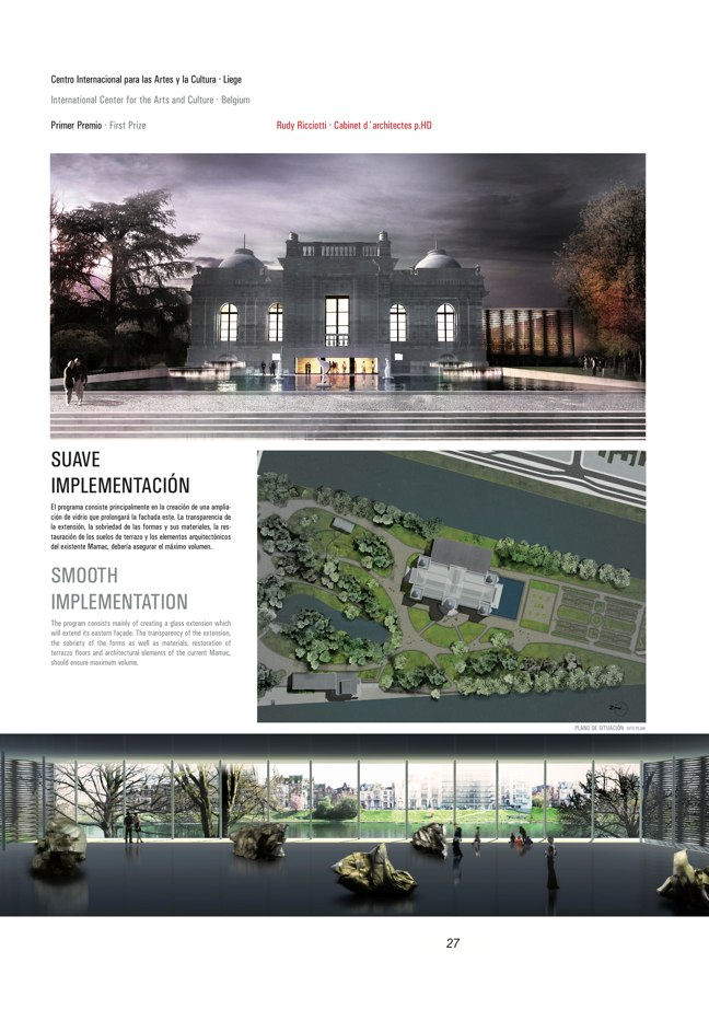 FUTURE ARQUITECTURAS #30/31 CONCURSOS COMPETITIONS I MUSEOS MUSEUMS - Preview 21