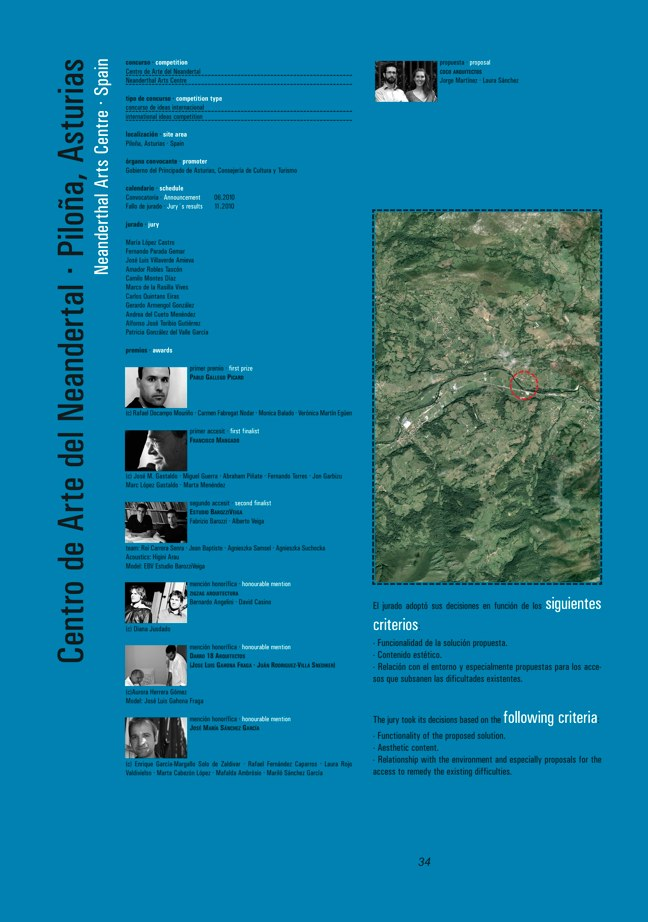 FUTURE ARQUITECTURAS #30/31 CONCURSOS COMPETITIONS I MUSEOS MUSEUMS - Preview 22