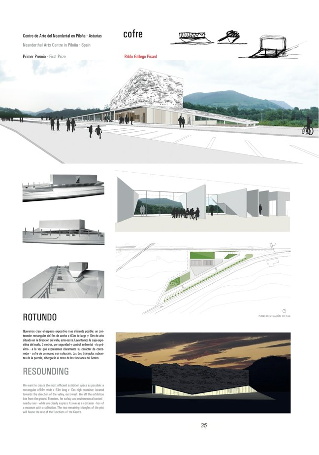 FUTURE ARQUITECTURAS #30/31 CONCURSOS COMPETITIONS I MUSEOS MUSEUMS - Preview 23