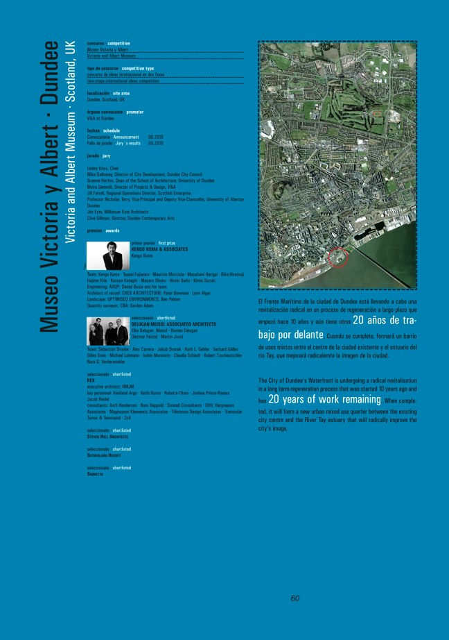 FUTURE ARQUITECTURAS #30/31 CONCURSOS COMPETITIONS I MUSEOS MUSEUMS - Preview 27