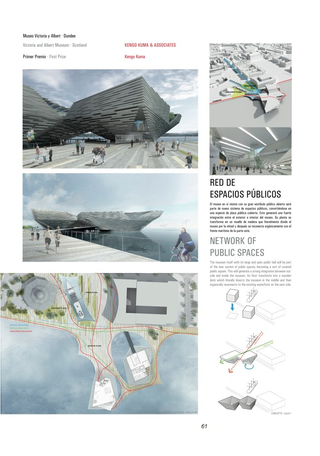 FUTURE ARQUITECTURAS #30/31 CONCURSOS COMPETITIONS I MUSEOS MUSEUMS - Preview 28
