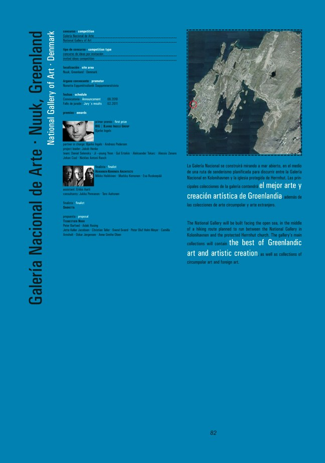 FUTURE ARQUITECTURAS #30/31 CONCURSOS COMPETITIONS I MUSEOS MUSEUMS - Preview 32