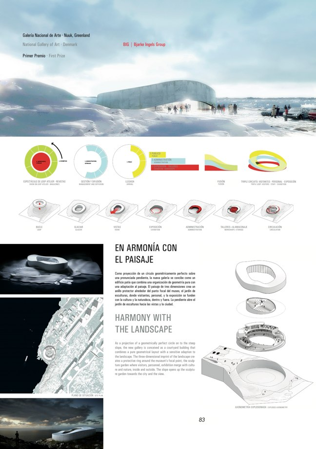 FUTURE ARQUITECTURAS #30/31 CONCURSOS COMPETITIONS I MUSEOS MUSEUMS - Preview 33