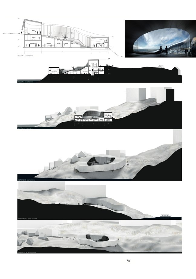 FUTURE ARQUITECTURAS #30/31 CONCURSOS COMPETITIONS I MUSEOS MUSEUMS - Preview 34