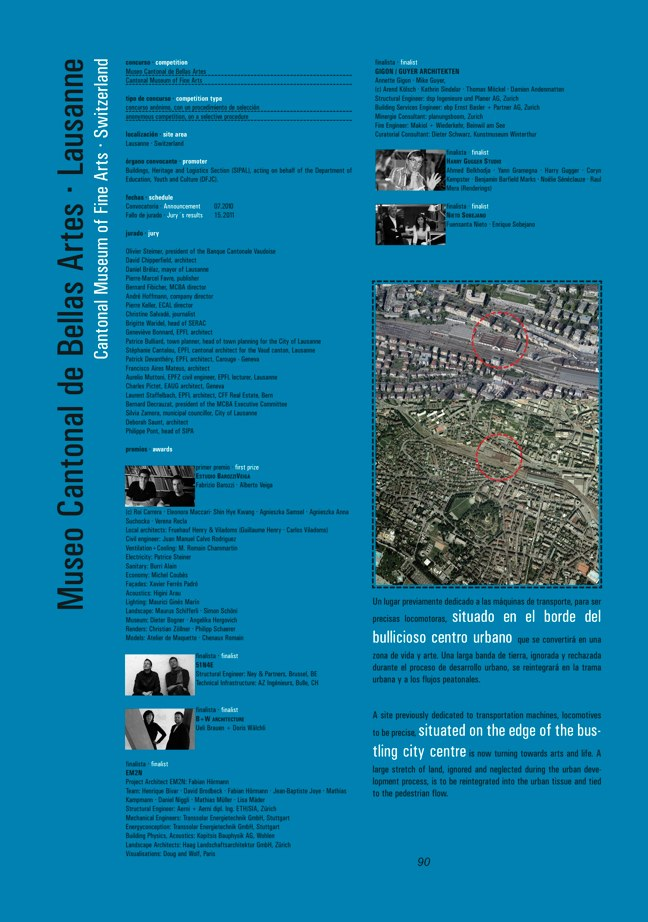 FUTURE ARQUITECTURAS #30/31 CONCURSOS COMPETITIONS I MUSEOS MUSEUMS - Preview 35