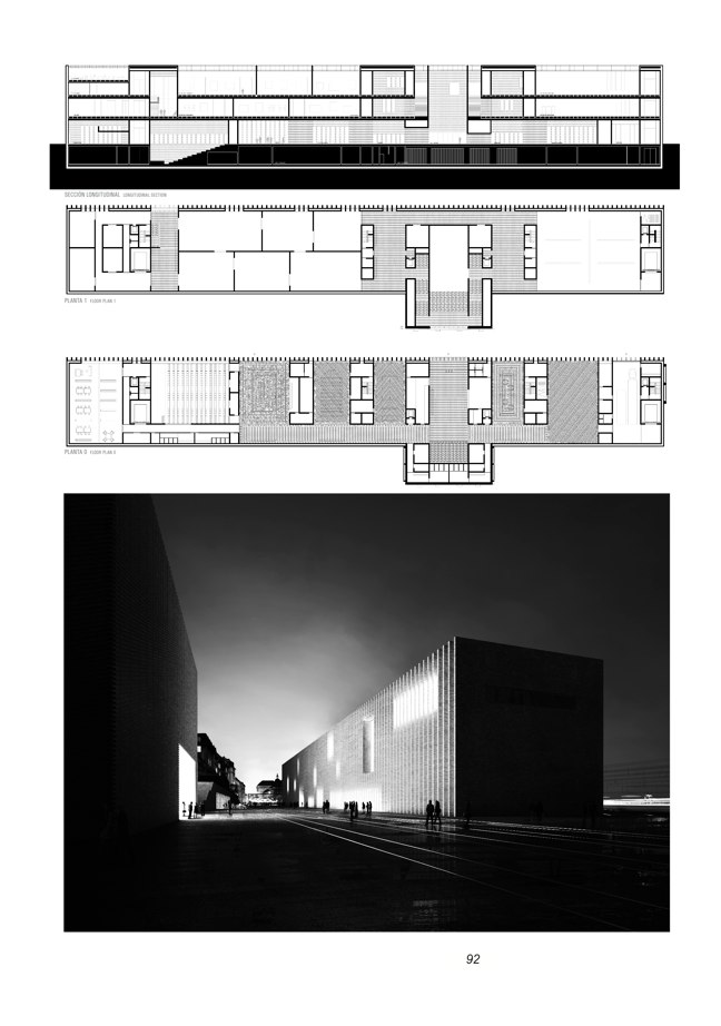 FUTURE ARQUITECTURAS #30/31 CONCURSOS COMPETITIONS I MUSEOS MUSEUMS - Preview 37