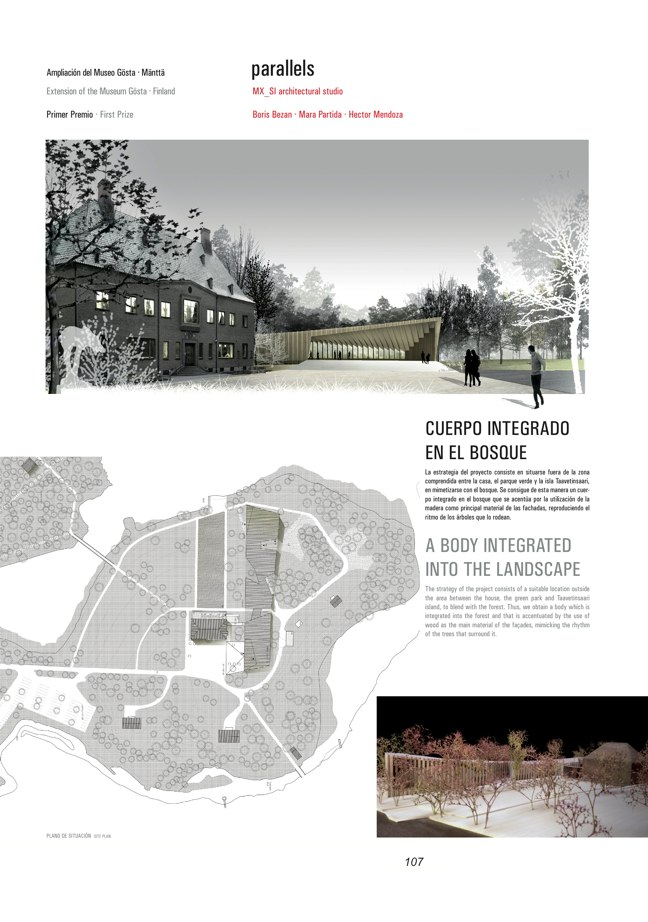 FUTURE ARQUITECTURAS #30/31 CONCURSOS COMPETITIONS I MUSEOS MUSEUMS - Preview 39