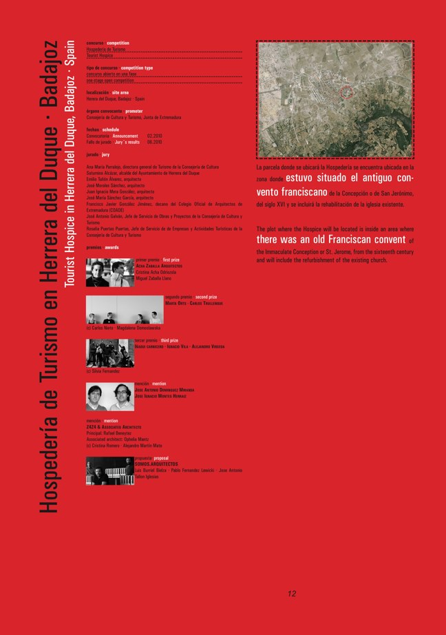 FUTURE ARQUITECTURAS #30/31 CONCURSOS COMPETITIONS I MUSEOS MUSEUMS - Preview 3