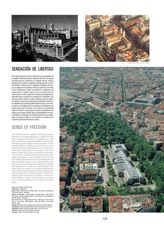 FUTURE ARQUITECTURAS #30/31 CONCURSOS COMPETITIONS I MUSEOS MUSEUMS - Preview 46