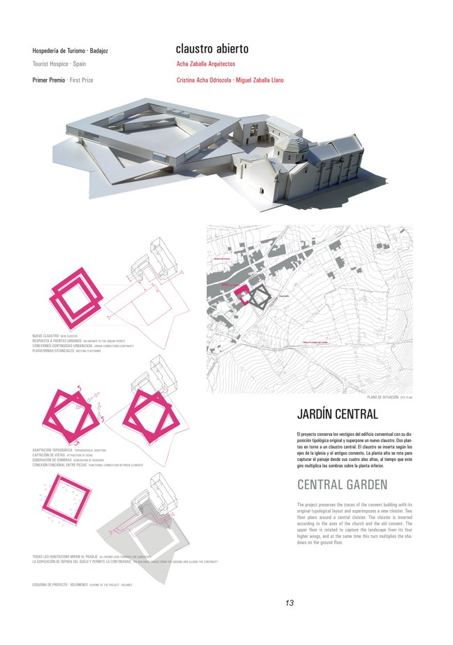 FUTURE ARQUITECTURAS #30/31 CONCURSOS COMPETITIONS I MUSEOS MUSEUMS - Preview 4