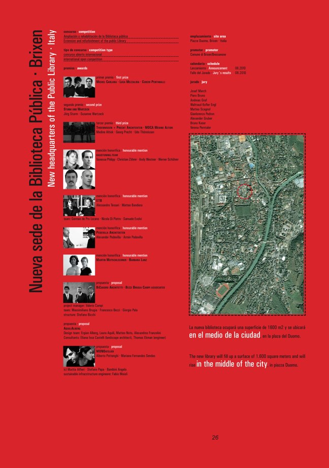 FUTURE ARQUITECTURAS #30/31 CONCURSOS COMPETITIONS I MUSEOS MUSEUMS - Preview 5