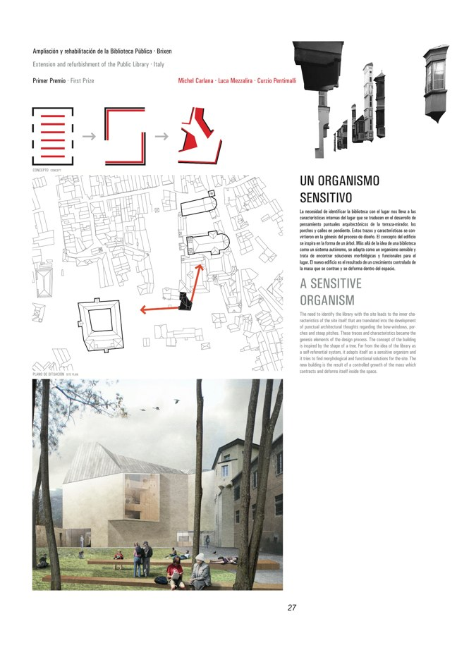 FUTURE ARQUITECTURAS #30/31 CONCURSOS COMPETITIONS I MUSEOS MUSEUMS - Preview 6