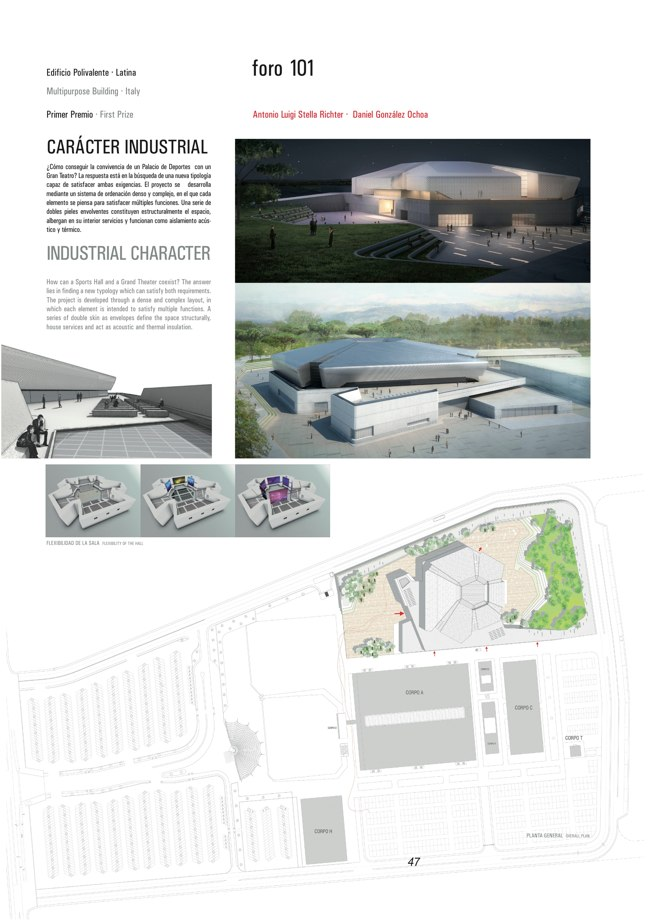 FUTURE ARQUITECTURAS #30/31 CONCURSOS COMPETITIONS I MUSEOS MUSEUMS - Preview 9