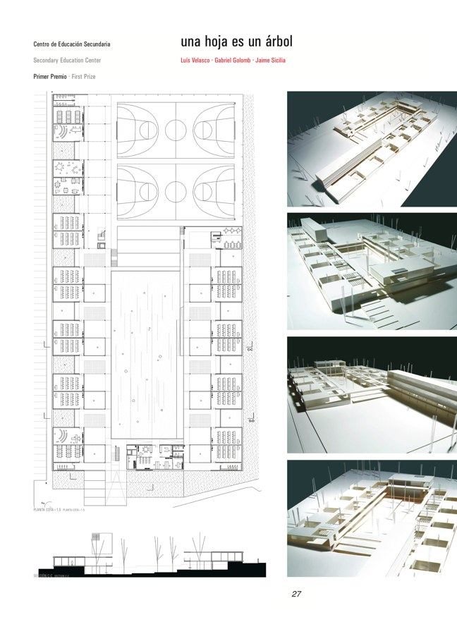 FUTURE ARQUITECTURAS #5 CONCURSOS COMPETITIONS - Preview 3