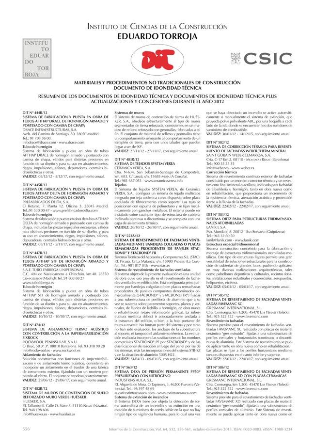 Informes de la construcción 532 I CSIC - Preview 16