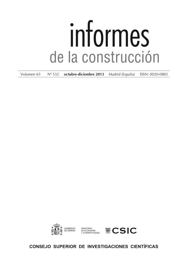 Informes de la construcción 532 I CSIC - Preview 1