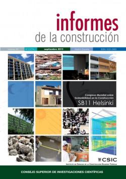 Informes de la construcción EXTRA 1 / 2013 I CSIC