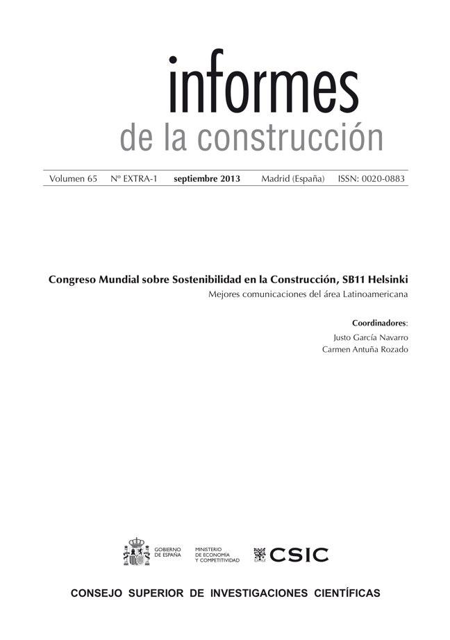 Informes de la construcción EXTRA 1 / 2013 I CSIC - Preview 1