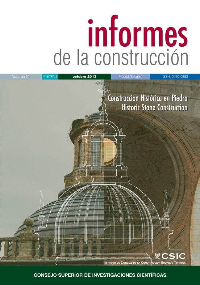 Informes de la construcción EXTRA 2 / 2013 I CSIC