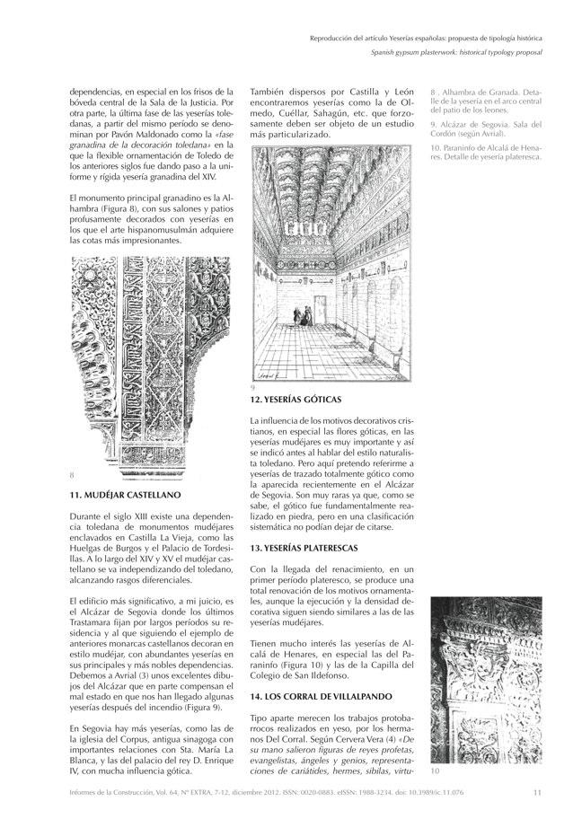 Informes. Especial 2012 - Preview 11