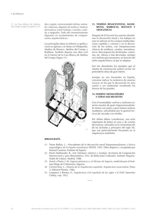 Informes. Especial 2012 - Preview 12