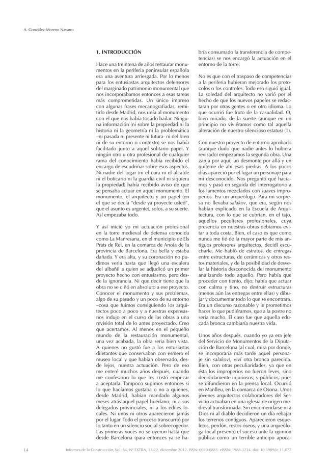 Informes. Especial 2012 - Preview 14