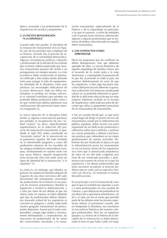 Informes. Especial 2012 - Preview 15