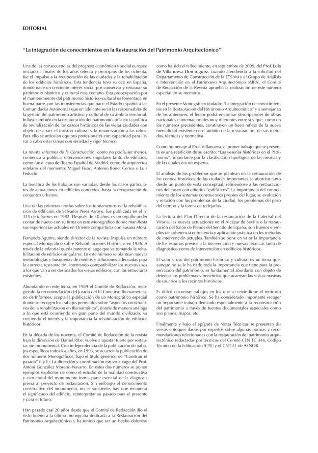 Informes. Especial 2012 - Preview 4